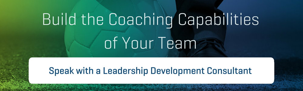 Build your team's coaching capabilities